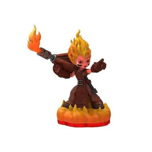 Boneco Skylanders Trap Team: Torch