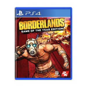 Jogo Borderlands (Game of the Year Edition) - PS4
