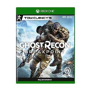 Jogo Tom Clancy's Ghost Recon Breakpoint - Xbox One