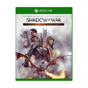 Jogo Middle-earth: Shadow of War (Definitive Edition) - Xbox One