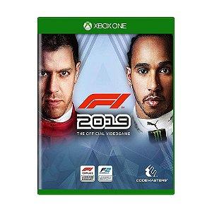 Jogo F1 2019 - Xbox One