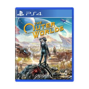 Jogo The Outer Worlds - PS4