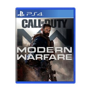Jogo Call of Duty: Modern Warfare - PS4