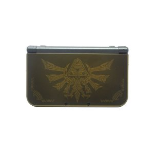 Console Nintendo 3DS XL (Hyrule Edition) - Nintendo