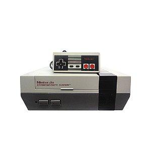 Console NES 8 Bits - Nintendo