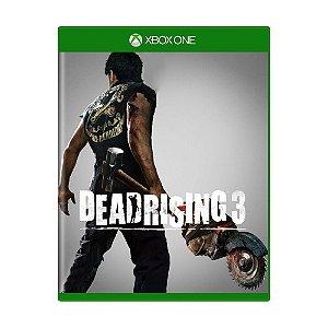 Jogo Dead Rising 3 - Xbox One