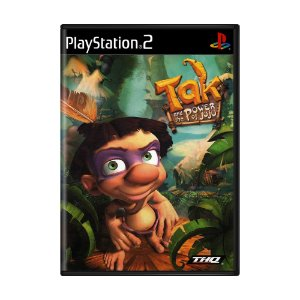 Jogo Tak and the Power of Juju - PS2