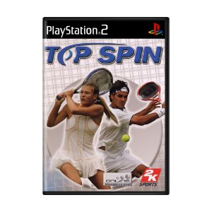 Jogo Top Spin - PS2