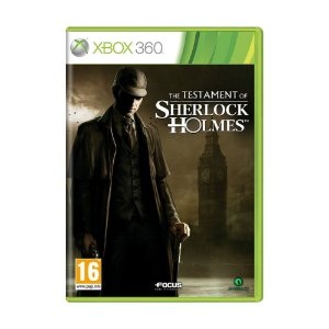 Jogo The Testament of Sherlock Holmes - Xbox 360 (Europeu)