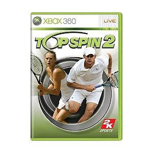Jogo Top Spin 2 - Xbox 360