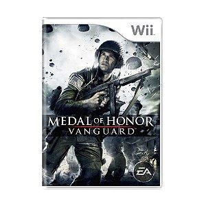Jogo Medal of Honor: Vanguard - Wii