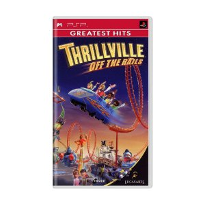 Jogo Thrillville: Off the Rails - PSP