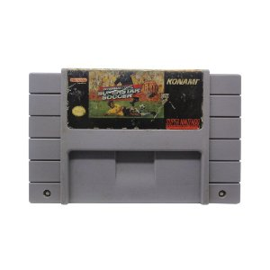 Jogo International Superstar Soccer Deluxe - SNES