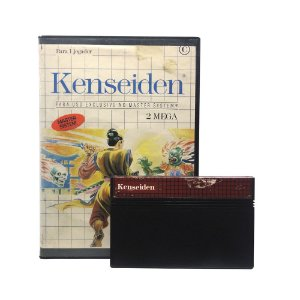 Jogo Kenseiden - Master System
