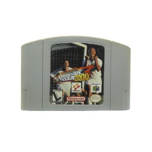 Jogo International Superstar Soccer 2000 - N64