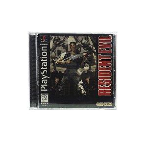 Jogo Resident Evil - PS1
