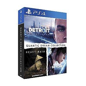 Jogo Quantic Dream Collection - PS4