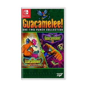 Jogo Guacamelee! One-Two Punch Collection - Switch