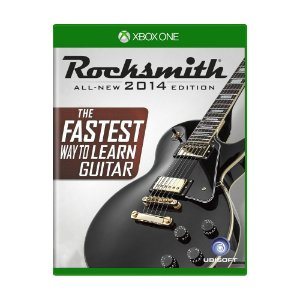 Jogo Rocksmith 2014 Edition - Xbox One