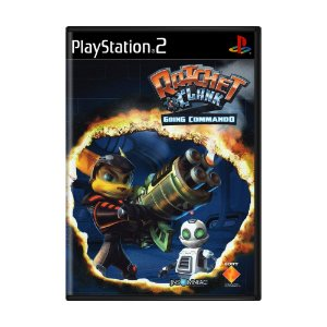 Jogo Ratchet & Clank: Going Commando - PS2