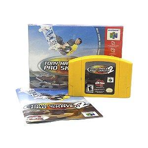 Jogo Tony Hawk's Pro Skater 2 - N64
