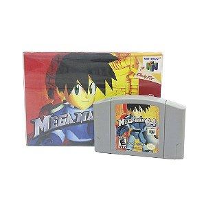 Jogo Mega Man 64 - N64