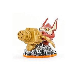 Boneco Skylanders Spyros Adventure: Trigger Happy