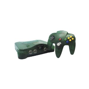 Console Nintendo 64 Verde - Nintendo