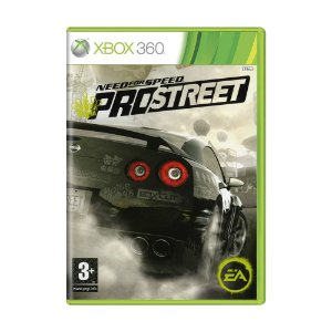 Jogo Need for Speed: ProStreet - Xbox 360 (Europeu)