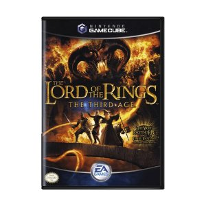 Jogo The Lord of the Rings: The Third Age - GameCube