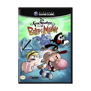 Jogo The Grim Adventures of Billy & Mandy - GameCube
