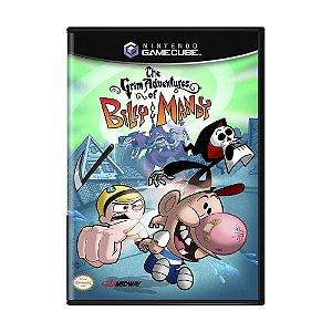 Jogo The Grim Adventures of Billy & Mandy - GameCube