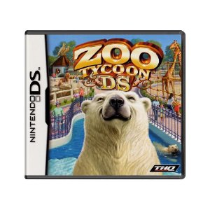 Jogo Zoo Tycoon DS - DS