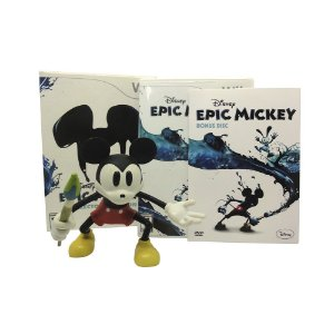 Jogo Disney Epic Mickey (Collector's Edition) - Wii