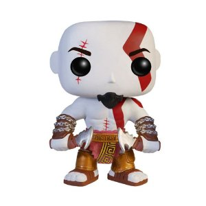 Boneco Kratos 25 God of War - Funko Pop