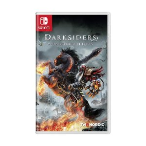 Jogo Darksiders Warmastered Edition - Switch