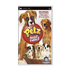 Jogo Petz: Dogz Family - PSP