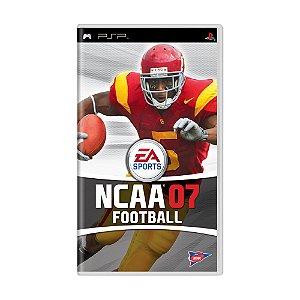 Jogo NCAA Football 07 - PSP