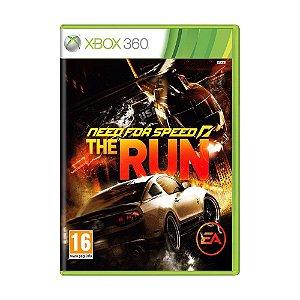 Jogo Need for Speed: The Run - Xbox 360 (Europeu)