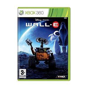 Jogo Wall-E - Xbox 360 (Europeu)