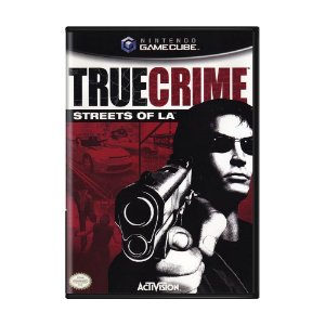 Jogo True Crime: Streets of LA - GameCube