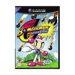 Jogo Bomberman Generation - GameCube