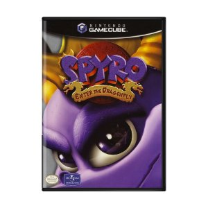 Jogo Spyro: Enter the Dragonfly - GameCube