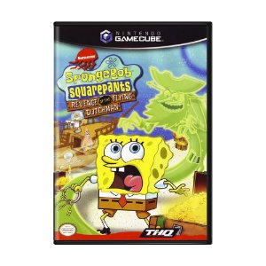 Jogo SpongeBob SquarePants: Revenge of the Flying Dutchman - GameCube