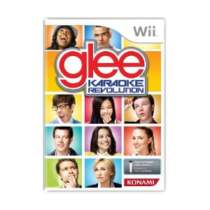 Jogo Karaoke Revolution Glee - Wii