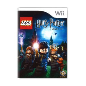 Jogo LEGO Harry Potter: Years 1-4 - Wii