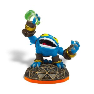 Boneco Skylanders Giants: Pop Fizz First Edition