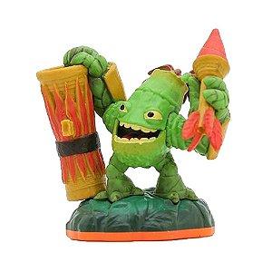 Boneco Skylanders Giants: Zook