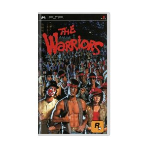 Jogo The Warriors - PSP