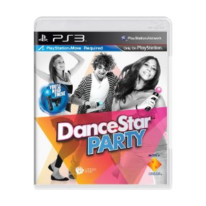 Jogo DanceStar Party - PS3